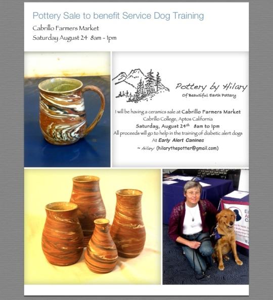 Ceramics Flyer