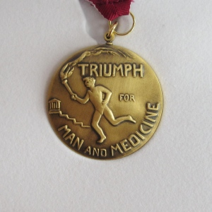 Triumph for Man and Medicine